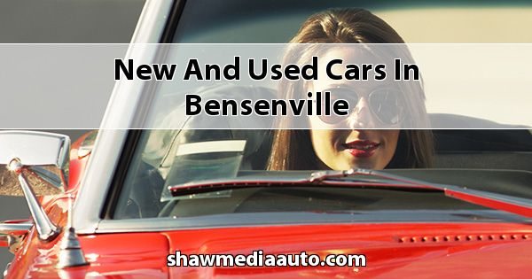New and Used Cars in Bensenville