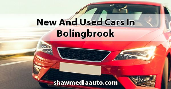 New and Used Cars in Bolingbrook