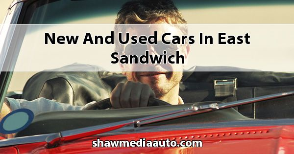 New and Used Cars in East Sandwich