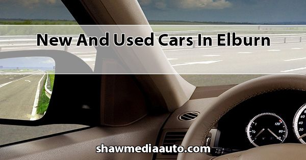 New and Used Cars in Elburn