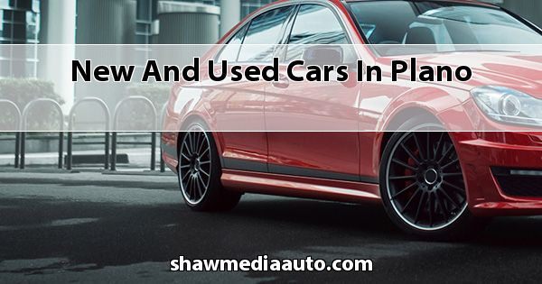 New and Used Cars in Plano