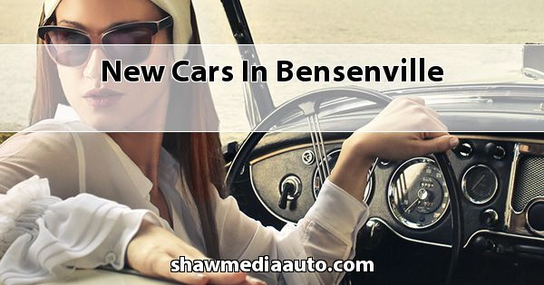 New Cars in Bensenville