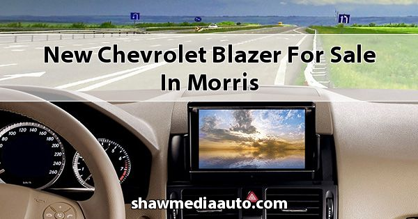 New Chevrolet Blazer for sale in Morris