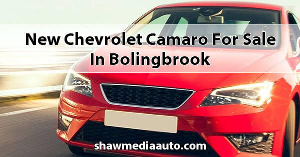 New Chevrolet Camaro for sale in Bolingbrook