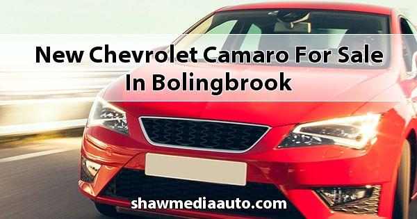 New Chevrolet Camaro for sale in Bolingbrook