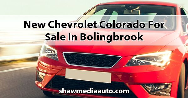 New Chevrolet Colorado for sale in Bolingbrook