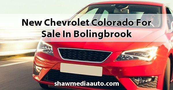 New Chevrolet Colorado for sale in Bolingbrook