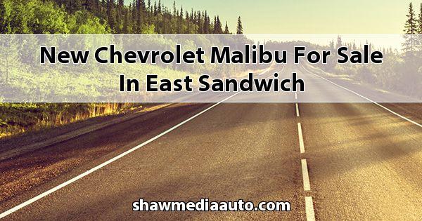 New Chevrolet Malibu for sale in East Sandwich