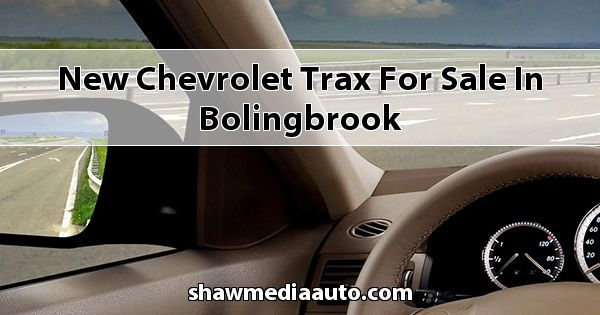 New Chevrolet Trax for sale in Bolingbrook