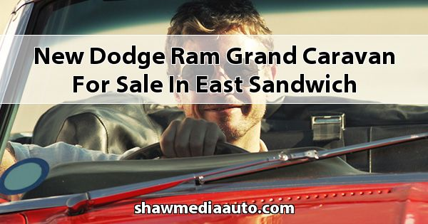New Dodge RAM Grand Caravan for sale in East Sandwich