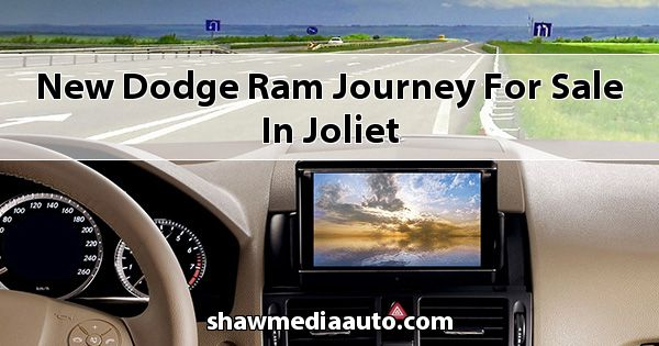 New Dodge RAM Journey for sale in Joliet