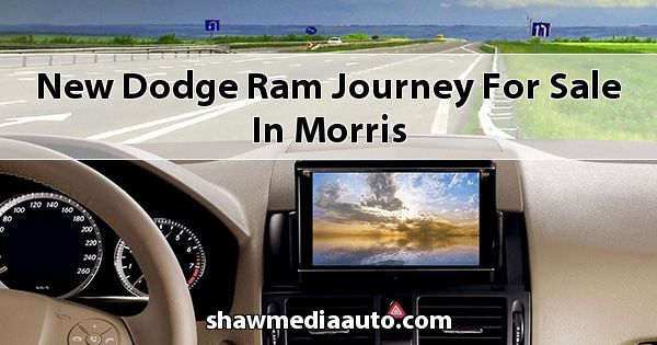 New Dodge RAM Journey for sale in Morris