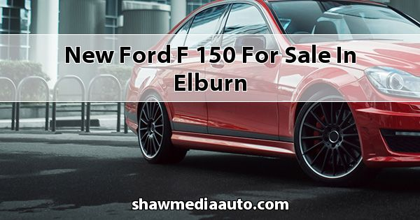 New Ford F-150 for sale in Elburn