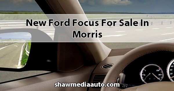 New Ford Focus for sale in Morris