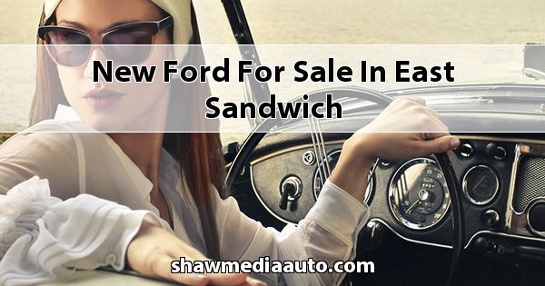 New Ford for sale in East Sandwich