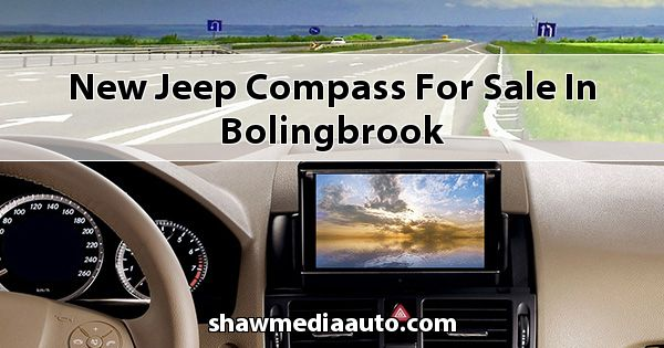 New Jeep Compass for sale in Bolingbrook