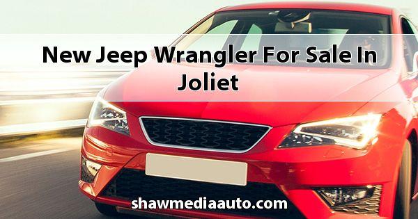 New Jeep Wrangler for sale in Joliet