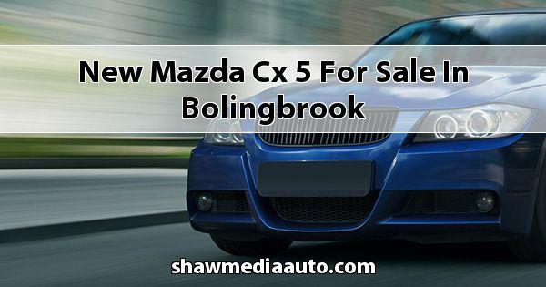 New Mazda CX-5 for sale in Bolingbrook