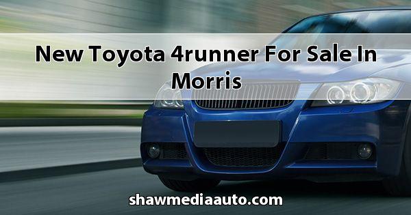 New Toyota 4Runner for sale in Morris