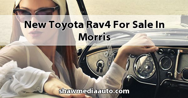 New Toyota RAV4 for sale in Morris