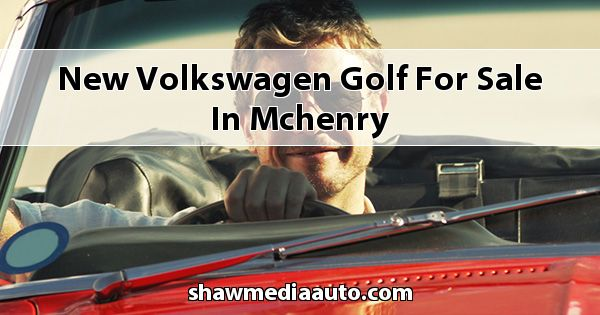 New Volkswagen Golf for sale in Mchenry