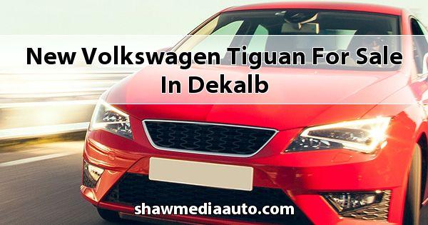New Volkswagen Tiguan for sale in Dekalb