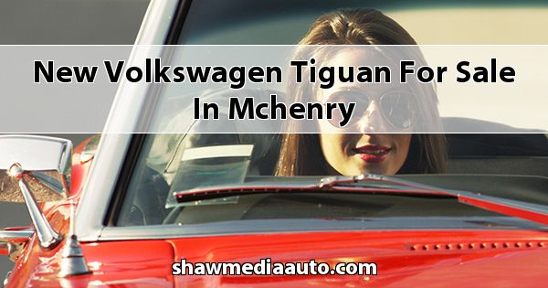 New Volkswagen Tiguan for sale in Mchenry