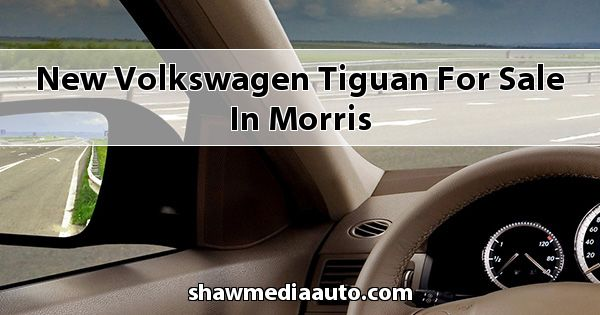 New Volkswagen Tiguan for sale in Morris