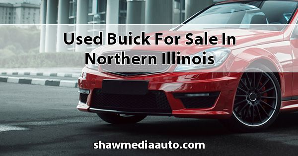 Used Buick for sale in Northern Illinois