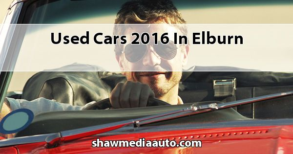 Used Cars 2016 in Elburn