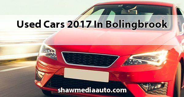 Used Cars 2017 in Bolingbrook