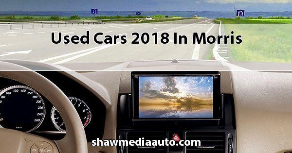 Used Cars 2018 in Morris