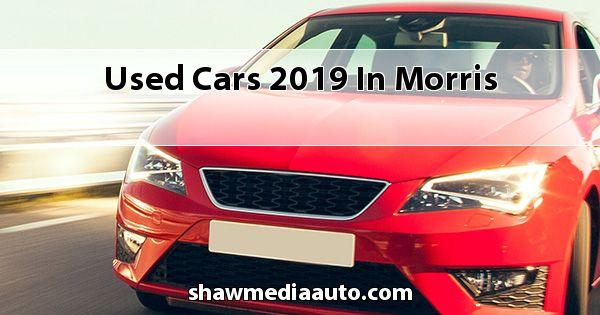 Used Cars 2019 in Morris