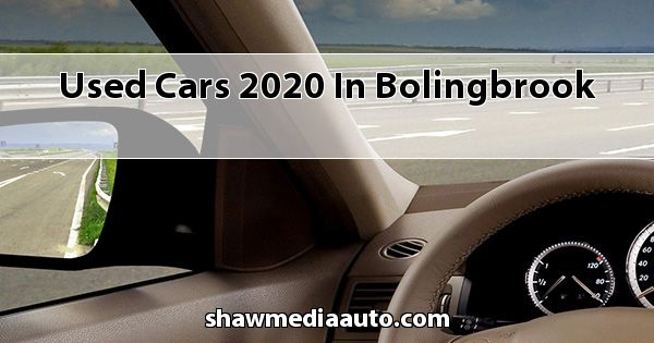 Used Cars 2020 in Bolingbrook