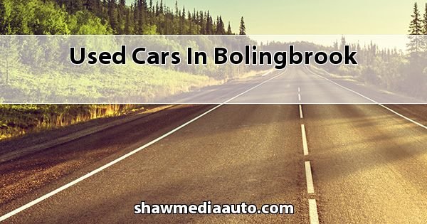 Used Cars in Bolingbrook