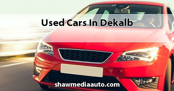 Used Cars in Dekalb