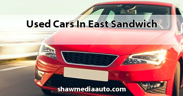 Used Cars in East Sandwich