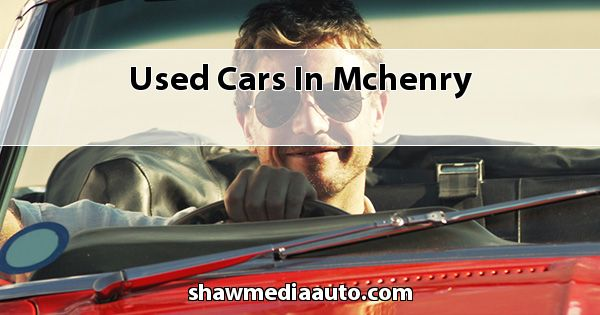 Used Cars in Mchenry