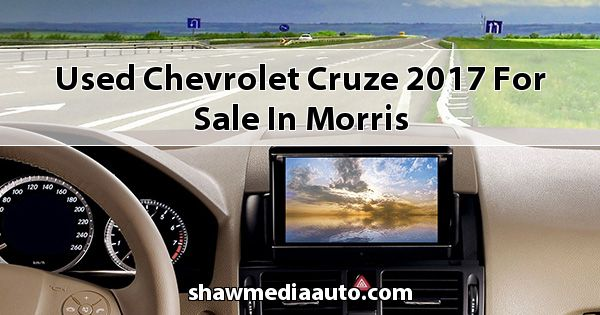 Used Chevrolet Cruze 2017 for sale in Morris