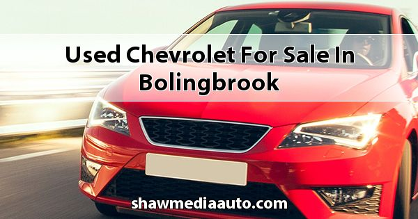 Used Chevrolet for sale in Bolingbrook