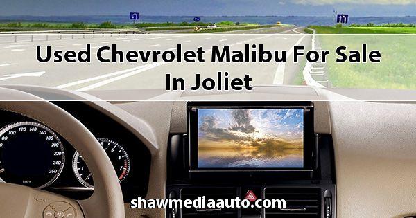 Used Chevrolet Malibu for sale in Joliet