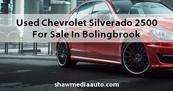 Used Chevrolet Silverado 2500 for sale in Bolingbrook