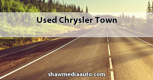 Used Chrysler Town & Country 2015 for sale in Northern Illinois
