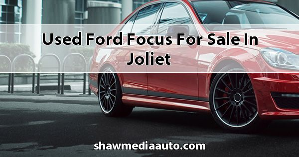 Used Ford Focus for sale in Joliet