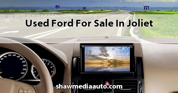 Used Ford for sale in Joliet