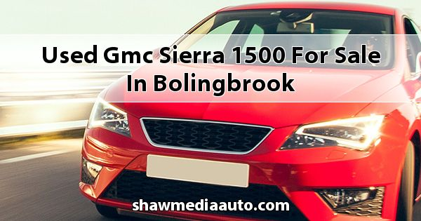 Used GMC Sierra 1500 for sale in Bolingbrook