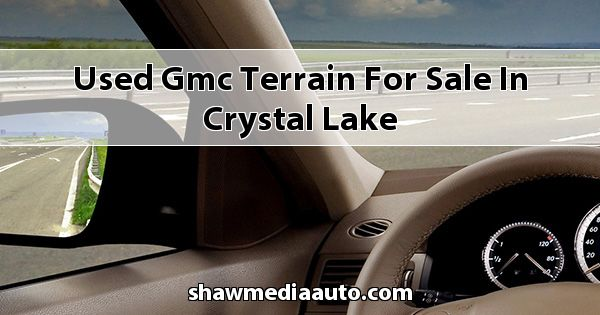 Used GMC Terrain for sale in Crystal Lake