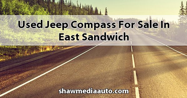 Used Jeep Compass for sale in East Sandwich