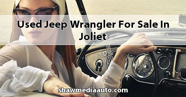 Used Jeep Wrangler for sale in Joliet