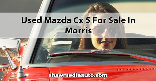 Used Mazda CX-5 for sale in Morris